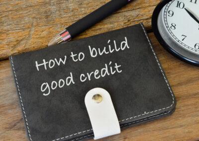 How Do I Increase My Credit Score?