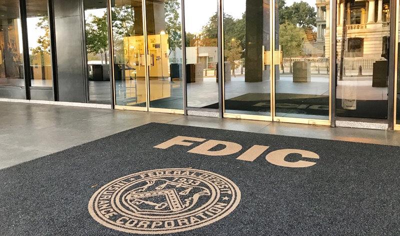 What does FDIC mean?